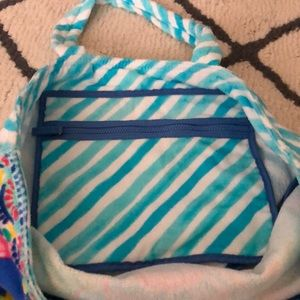 Lily Pulitzer Bags - NWT Lily Pulitzer Beach Tote